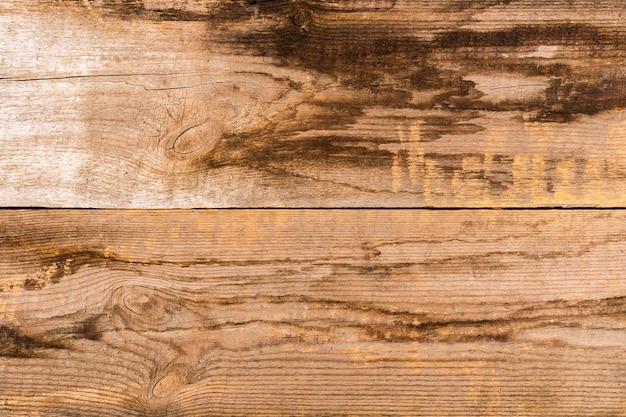 Fond en bois vue de dessus Photo gratuit