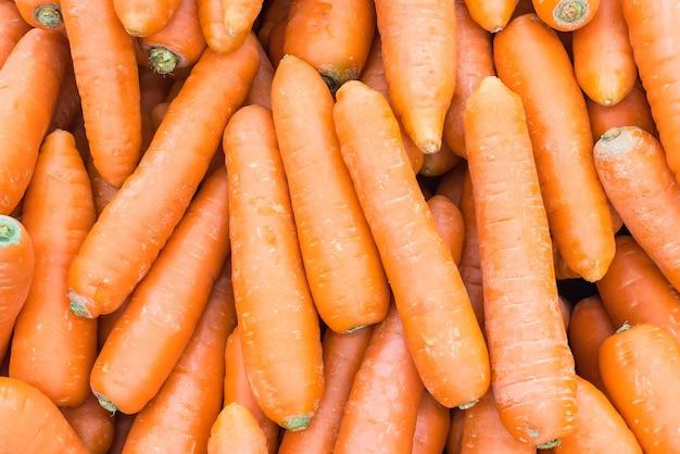 Fond de carottes Photo gratuit