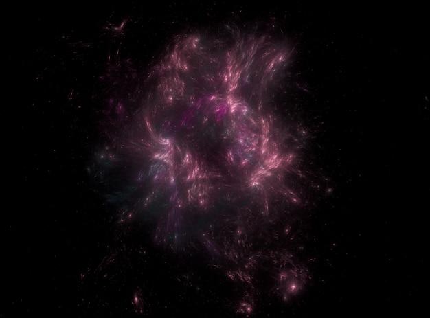 Fond de champ étoile. texture d'arrière-plan étoilé. Photo Premium