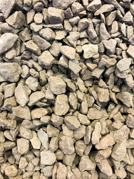 Fond de copeaux de granit et de marbre, texture Photo Premium