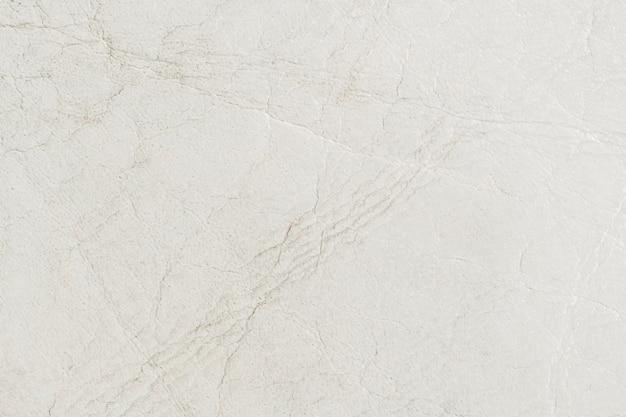 Fond En Cuir Blanc Photo gratuit