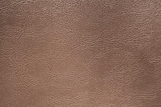 Fond en cuir marron Photo gratuit
