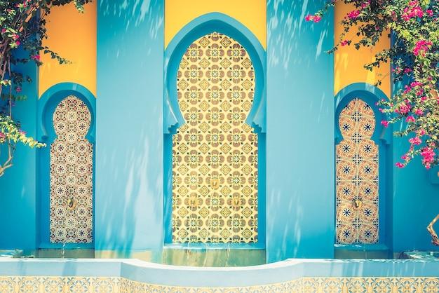 Fond De Culture Maroc Arabe Marocain Photo gratuit