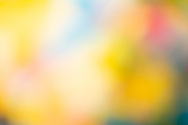 Fond défocalisé avec beaucoup de couleurs Photo gratuit