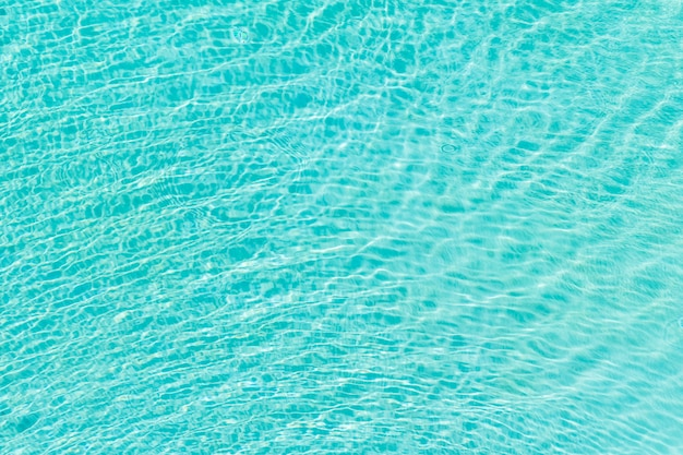 Fond d'eau de piscine Photo gratuit