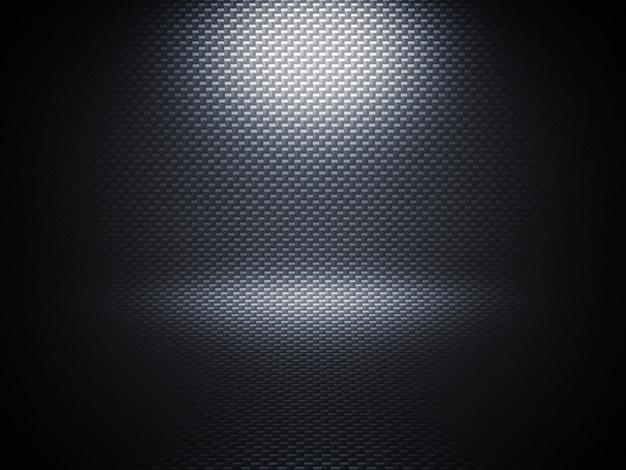 Fond en fibre de carbone Photo Premium