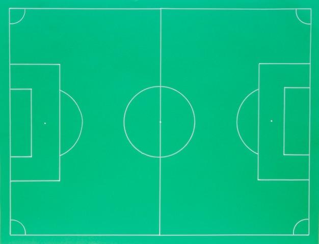 Fond de football Photo gratuit