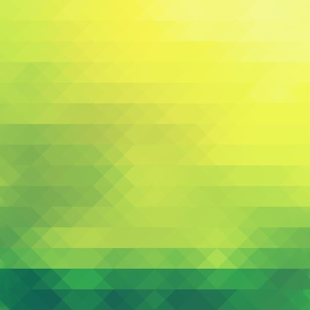 Fond géométrique avec des couleurs différentes Photo gratuit