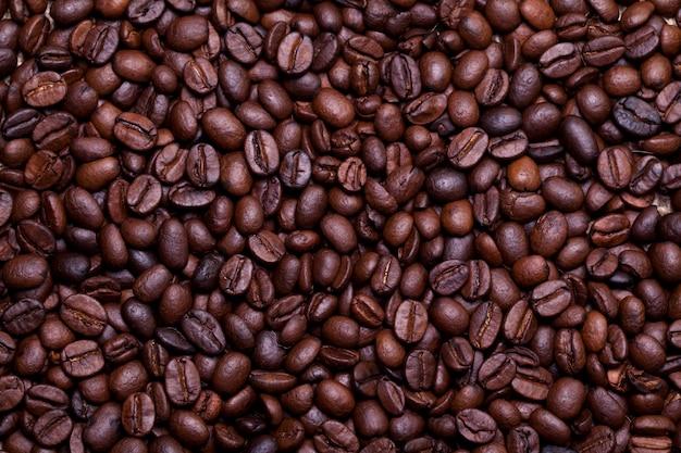 Fond De Grains De Café Photo gratuit