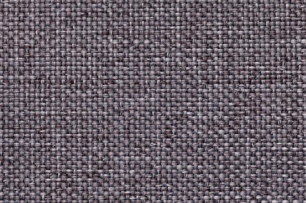 Fond gris avec damier tressé Photo Premium