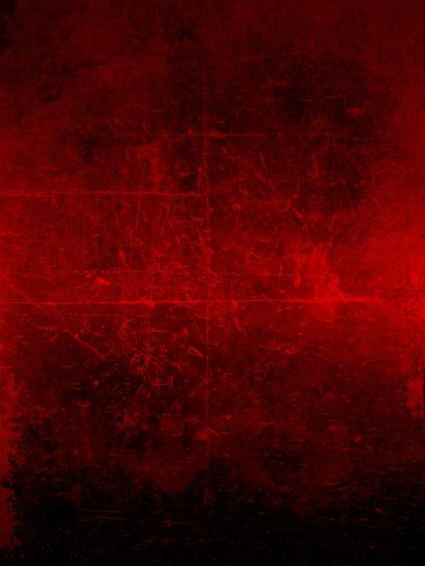 Fond Grunge Rouge Photo gratuit