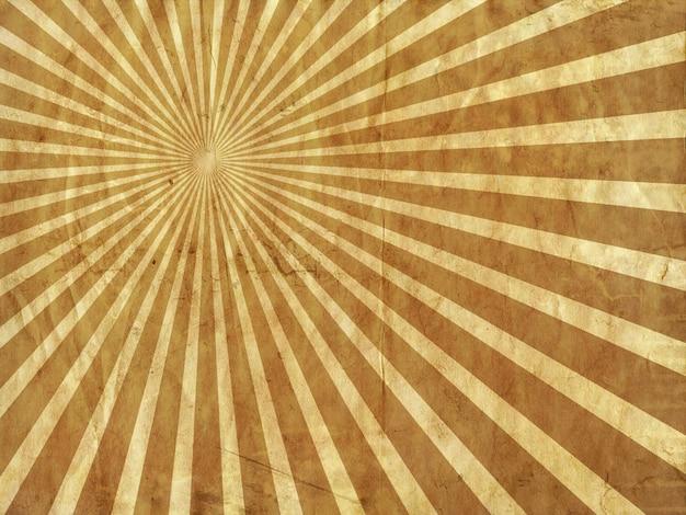 Fond Grunge Sunburst Photo gratuit