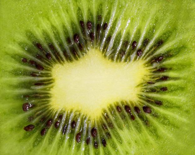 Fond de kiwi, vert Photo Premium