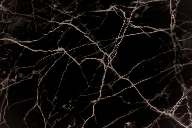 Fond de marbre noir Photo gratuit