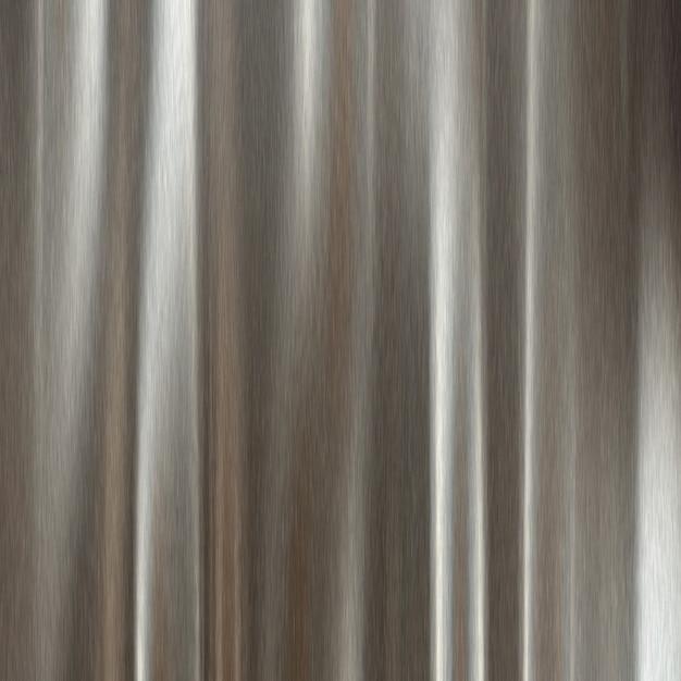 Fond en métal argenté brossé Photo gratuit