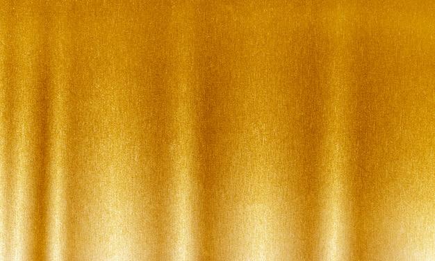 Fond en métal doré brossé Photo Premium