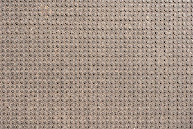 Fond métallique à motifs simple Photo gratuit