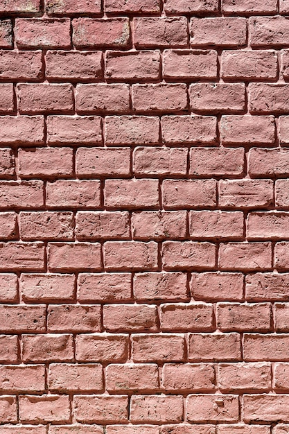 Fond De Mur De Brique Espace Copie Verticale Photo gratuit