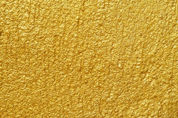Fond de mur d'or Photo gratuit