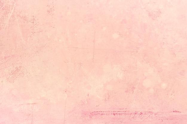 Fond de mur en stuc texturé rose Photo gratuit