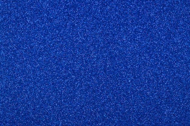 Fond De Paillettes Abstrait Bleu Concentré Photo Premium