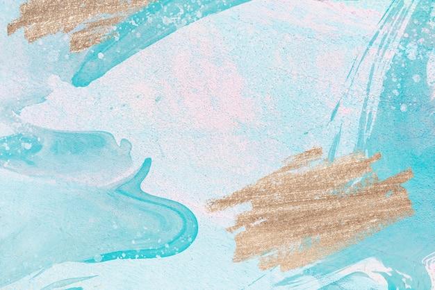 Fond de paillettes et de peinture Photo gratuit