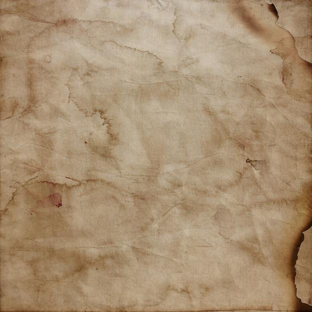 Fond de papier brûlé de style grunge Photo gratuit