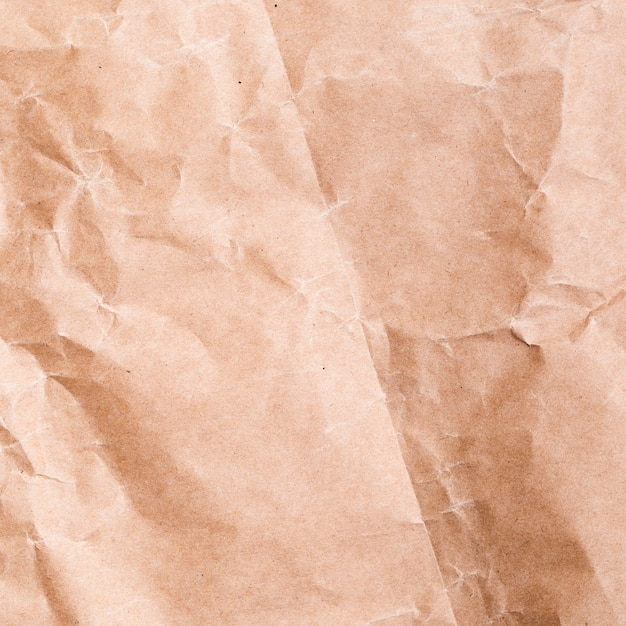 Fond de papier froissé Photo gratuit