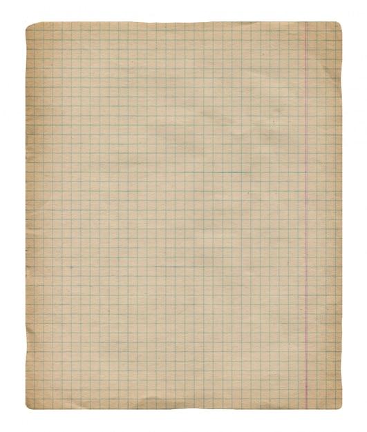 Fond de papier graphique vintage Photo Premium