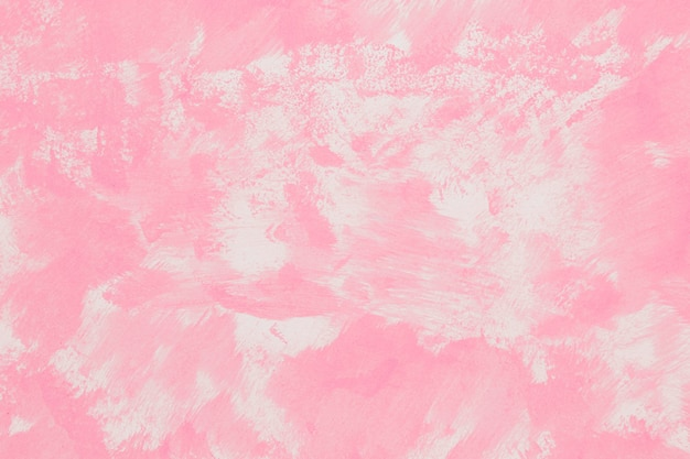 Fond Peint Rose Monochromatique Vide Photo gratuit