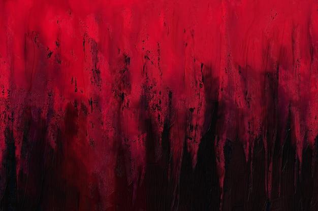 Fond De Peinture Abstraite. Photo Premium