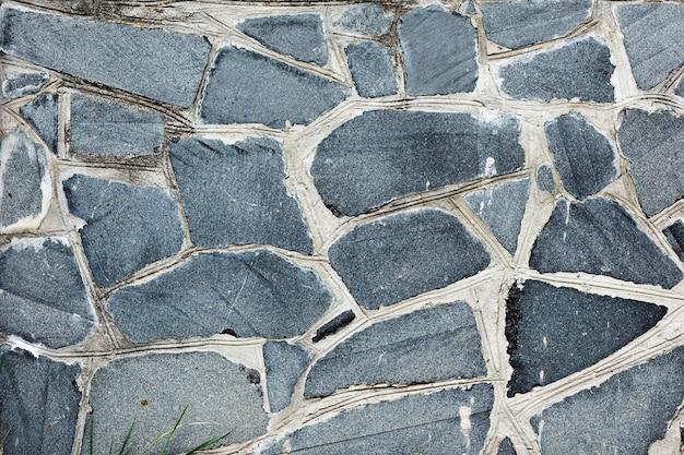 Fond de pierre grise et texturée Photo gratuit
