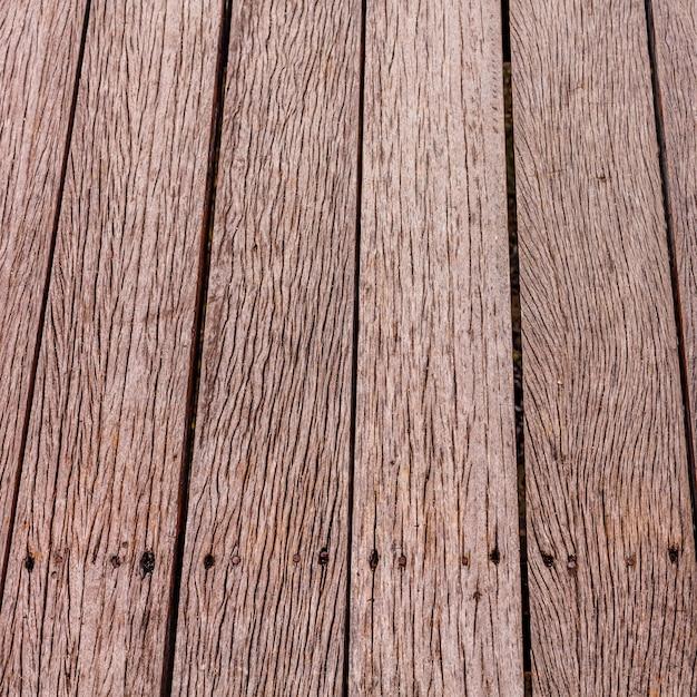 Fond de plancher en bois grunge Photo Premium