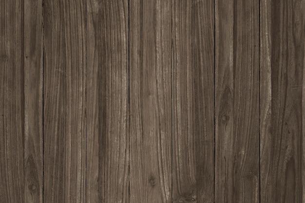Fond de plancher de texture en bois brun Photo gratuit