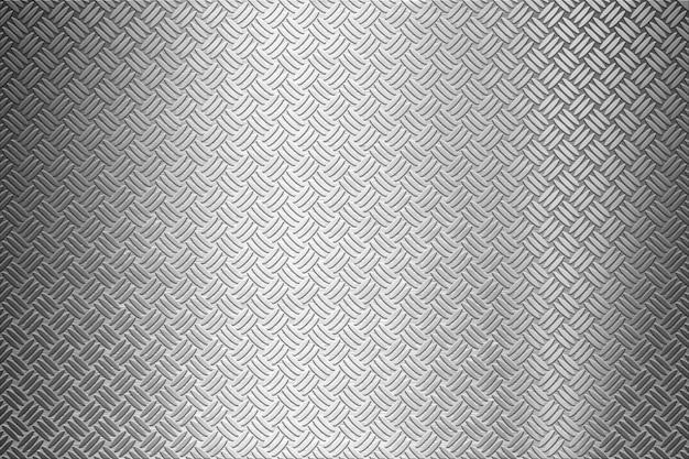 Fond de plaque de diamant en métal Photo Premium