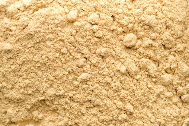 Fond De Poudre De Nourriture Biologique Photo gratuit