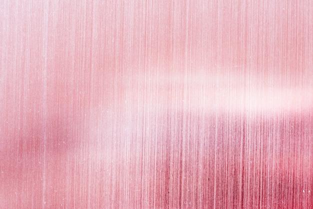 Fond rose avec papier peint à rayures blanches Photo gratuit