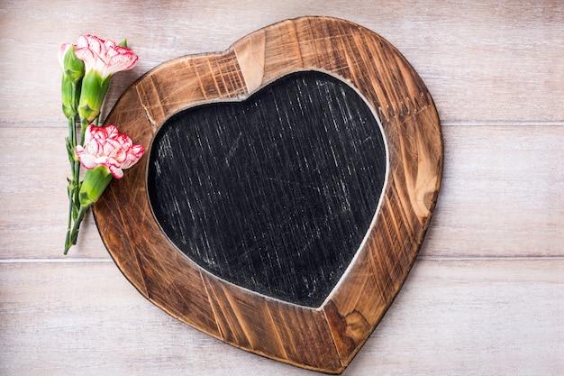 Fond saint valentin Photo Premium
