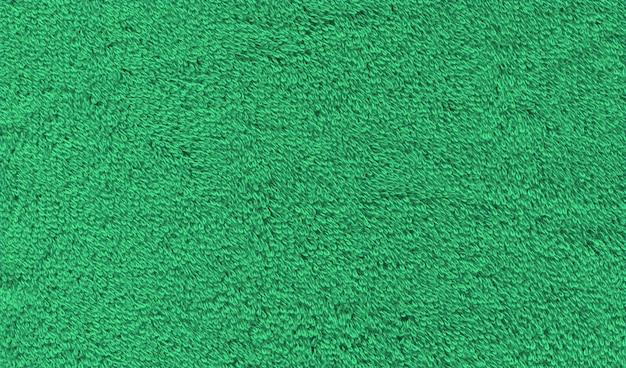 Fond de serviette verte Photo Premium