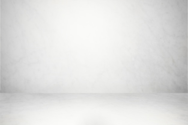 Fond de studio blanc et gris Photo Premium