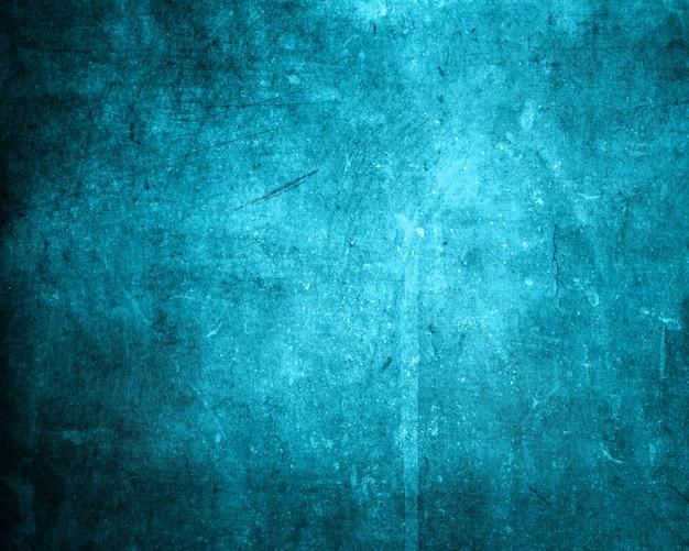 Fond de style grunge dans les tons bleus Photo Premium