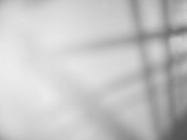 Fond De Superposition Gris Avec Lumière Et Ombre De La Fenêtre Photo Premium
