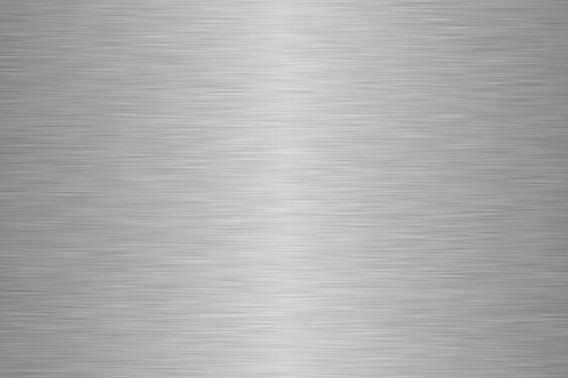 Fond De Surface En Acier Inoxydable Photo Premium
