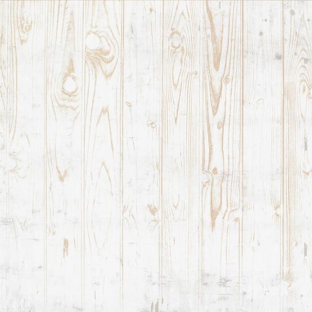 Fond de texture en bois blanc et brun Photo gratuit