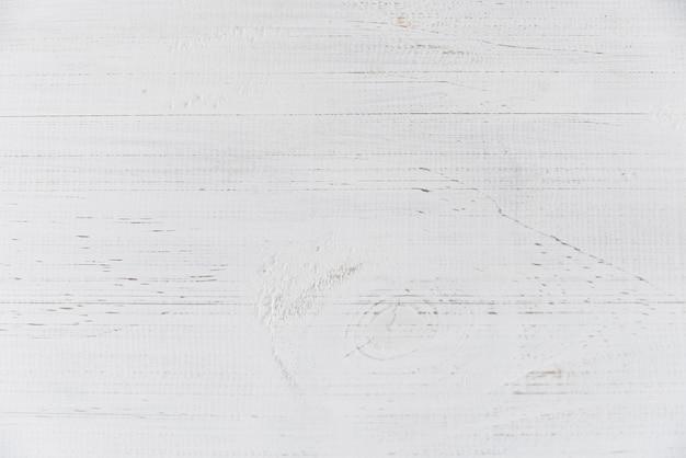 Fond texturé en bois blanc Photo gratuit
