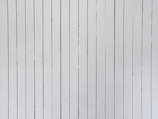Fond de texture de bois blanc Photo gratuit