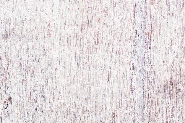 Fond De Texture Bois Peint Blanc Patiné. Photo Premium