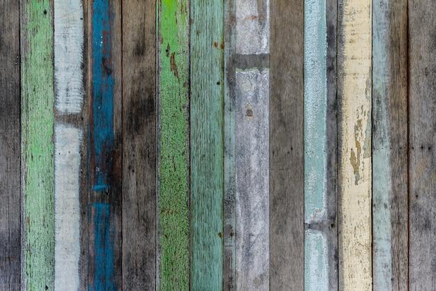 Fond ou texture de bois Photo Premium