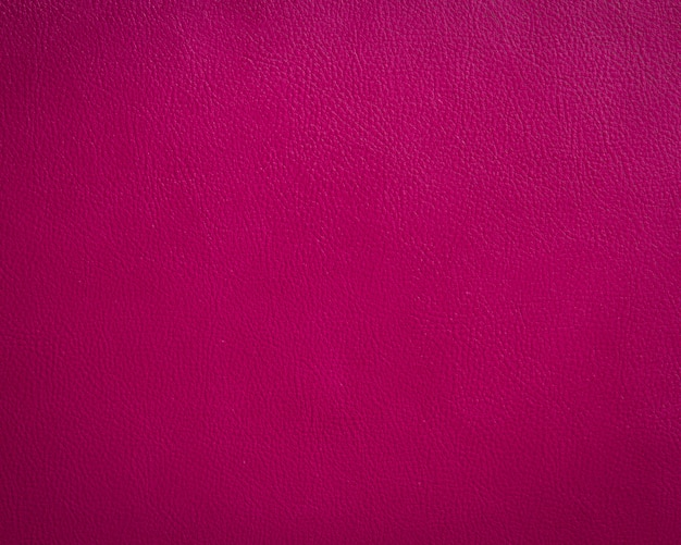 Fond de texture de cuir rose Photo Premium