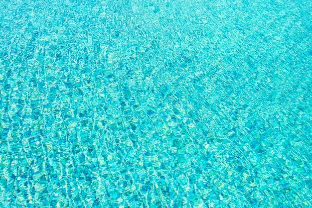 Fond de texture de l'eau de piscine Photo gratuit